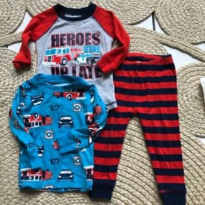 Baby boy hero's PJs bundle / Lot